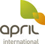 Logo de April International Expat